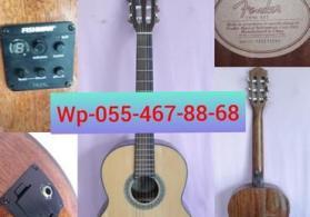 Fender elektro klassik gitara