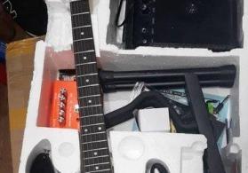 Elektro gitara full komplekt