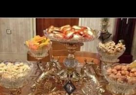 Vaz vaza meyve qabi sirniyyat qabi bronza