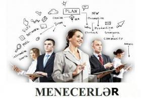 Məlumat Meneceri tələb olunur.