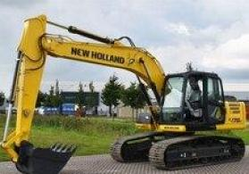 "Ekskavator Icaresi ""New Holland"""