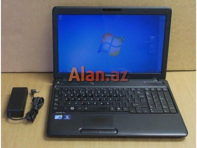 Toshiba C660 i3 Noutbuk