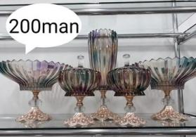 Guldan  vaz vaza meyve qabi qend qabi konfet qabi