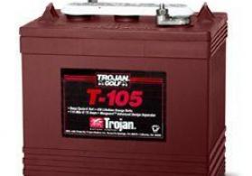 TROJAN T105 akumulyator satışı.