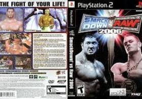 smackdown 2006 oyun diski