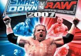 Smackdown 2007 oyun diski