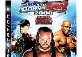 Smackdown 2008 oyun diksi