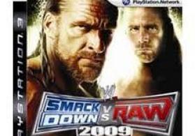 Smackdown 2009 oyun diksi