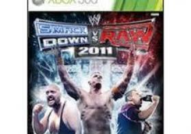 Smackdown 2011 oyun diski