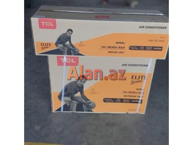 KONDİSİONER TCL 60 kv