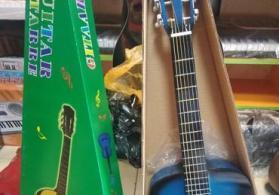 Gitara həvəskar yeni