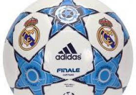 real madrid futbol topu