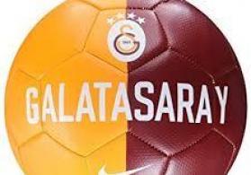 Galatasaray futbol topu