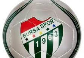 bursaspor futbol topu