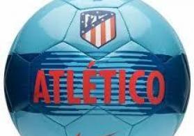 atletico madrid futbol topu
