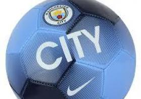 manchester city futbol topu