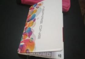 Acer White Pro:Intel Atom Hdd:250 Ram:2gb Screen:10.1 Os:7
