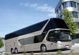 """""""Neoplan"""" avtobus sifarişi, Neoplan avtobus zakazı."""