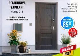 Belaruisya Seyf Qapıları Münasib və Sadə Kredit Şərtilə