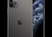 iPhone 11 Pro Max 256GB Dual Space Grey