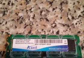 DDR2 noutbuk ucun ramlar