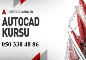 Auto Cad proqramı kursu