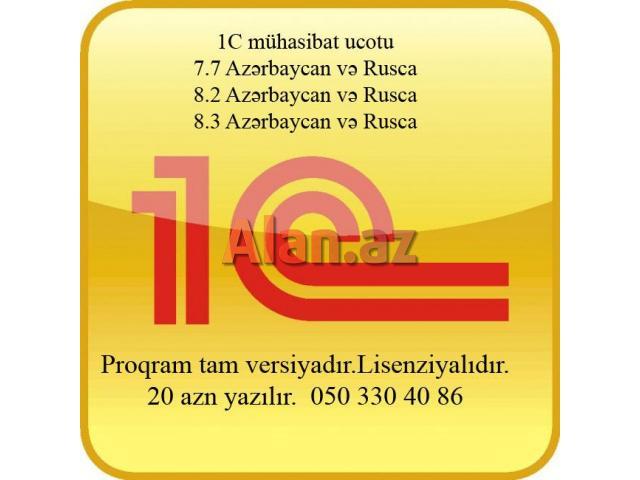 1C 8.3 Azerbaycan dilinde