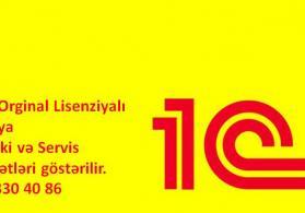 1C 8.3 Lisenziyali Azərbaycanca Market muessisə üçün