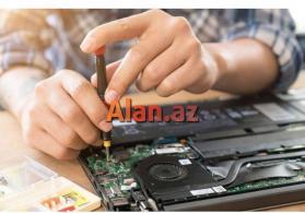 Kompyuter notebook netbooklarun temiri