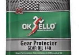 Oksello 140 Gear Oil Ep 140 16 LT.