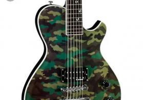 Dünyaca məşhur marka elektro gitara Michael kelly