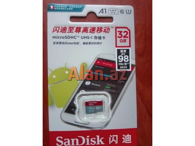 sandisc 32 GB