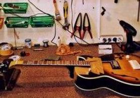 Gitara təmiri