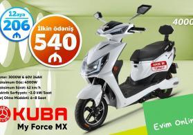 Moped kuba