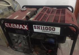 Generator ELEMAX SH11000
