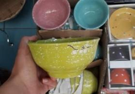 Rengli kasa keramika
