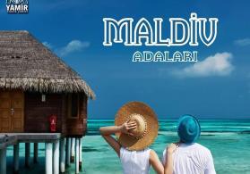 Maldiv Adalarına Balayı Turu -Noyabr -Dekabr