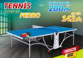 Tennis masası