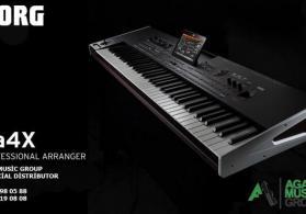 Korg Pa4x61 sintezator...
