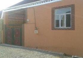 Bineqedi Qes.120м²  3 otaqli ev qosa das ile tikilib yerden kursuludur