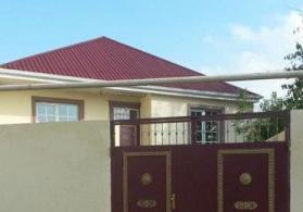 Bineqedi Qesebesinde 140м²  3 otaqli ferdi yasayis evi