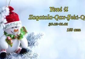 Zaqatala Qax Turu