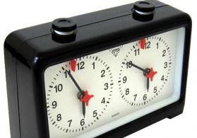 Şahmat saatı