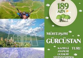 Gürcüstan Turu