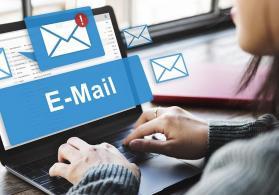 Korporativ E-maillerin açılması