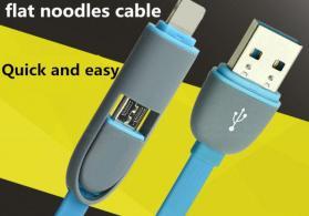 Orijinal iksi birinde Android Iphone usb kabel