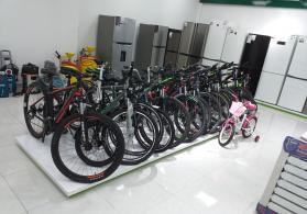 Kreditlə velosipedlər