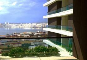 Panorama Parkda deniz ve seher panoramali 4 otaqli menzil