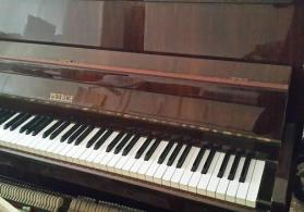 pianino Petrof, Sholze