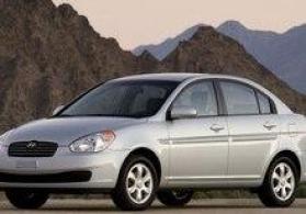 """Hyundai Accent"" icarəsi"